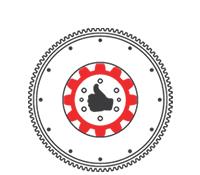 Flywheel Resurfacing Icon